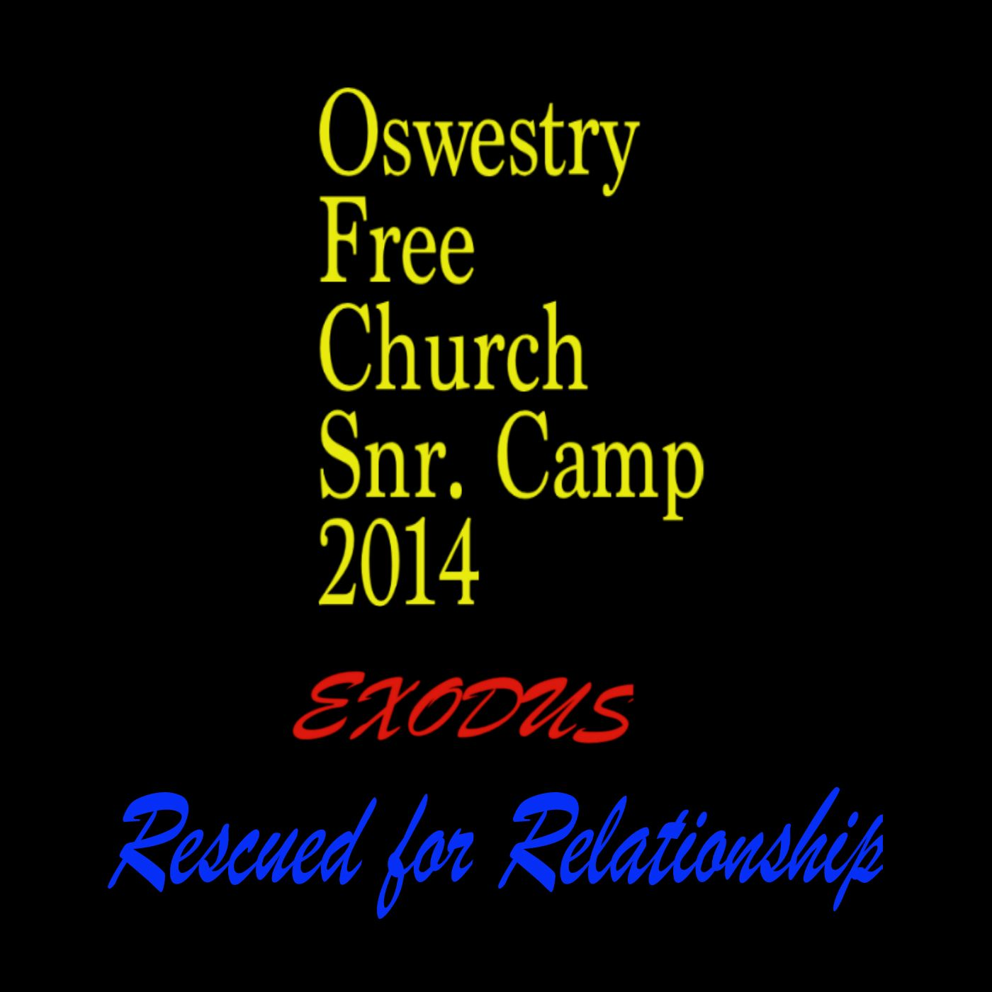 Oswestry 2014 Free Church Camp – Gospel Together